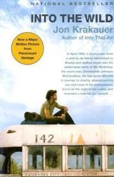 Into the Wild, Film Tie-In. In die Wildnis, englische Ausgabe