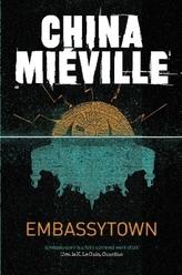 Embassytown. Stadt der Fremden, englische Ausgabe