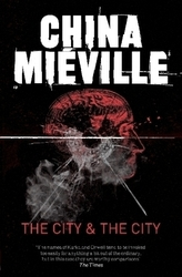 The City & The City. Die Stadt & die Stadt, englische Ausgabe