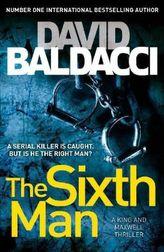 The Sixth Man. fünf vor zwölf, englische Ausgabe