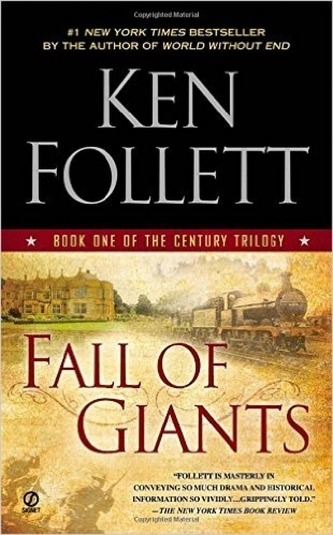 Falls of Giant - Ken Follett