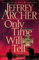 Only Time Will Tell. Spiel der Zeit, englische Ausgabe