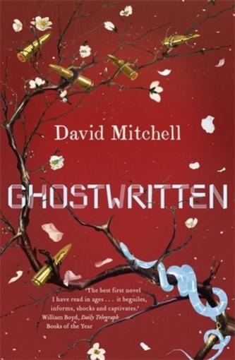 Ghostwritten. Chaos, englische Ausgabe - David Mitchell