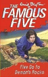 The Famous Five - Five Go To Demon's Rocks