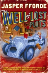 The Well of Lost Plots. Im Brunnen der Manuskripte, englische Ausgabe