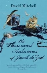 The Thousand Autumns of Jacob de Zoet. Die tausend Herbste des Jacob de Zoet, englische Ausgabe