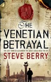 The Venetian Betrayal. Der Pandora-Pakt, englische Ausgabe