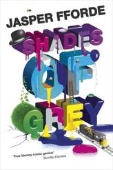 Shades of Grey. Grau, englische Ausgabe