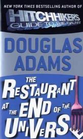 The Restaurant at the End of the Universe. Das Restaurant am Ende des Universums, engl. Ausgabe