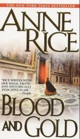 Blood and Gold. Blut und Gold, englische Ausgabe