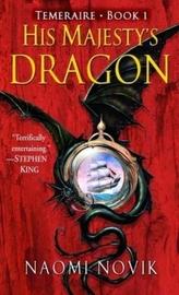His Majesty's Dragon. Drachenbrut, englische Ausgabe