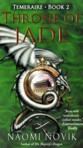 Throne of Jade. Drachenprinz, englische Ausgabe