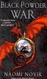 Black Powder War. Drachenzorn, englische Ausgabe