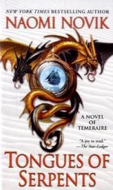 Tongues of Serpents. Drachenflamme, englische Ausgabe