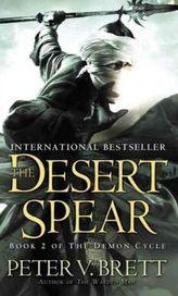 The Desert Spear. Das Flüstern der Nacht, englische Ausgabe