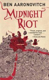 Midnight Riot. Die Flüsse von London, englische Ausgabe