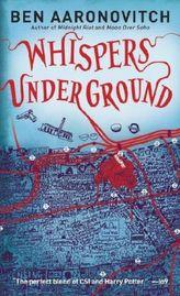 Whispers Under Ground. Ein Wispern unter Baker Street, englische Ausgabe