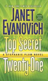 Top Secret Twenty-One. Zusammen küsst man weniger allein, englische Ausgabe