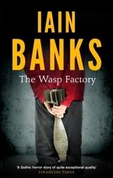 The Wasp Factory. Die Wespenfabrik, englische Ausgabe