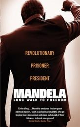 Long Walk To Freedom, Film Tie-in. Der lange Weg zur Freiheit, englische Ausgabe
