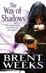 The Way of Shadows. Der Weg in die Schatten, englische Ausgabe