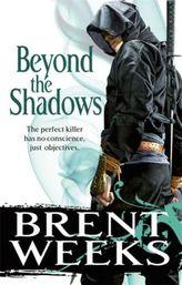 Beyond the Shadows. Jenseits der Schatten, englische Ausgabe