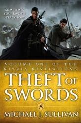 Theft of Swords. Der Thron von Melengar, englische Ausgabe