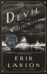 The Devil in the White City. Der Teufel von Chicago, englische Ausgabe