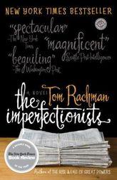 The Imperfectionists. Die Unperfekten, englische Ausgabe