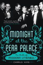 Midnight at the Pera Palace. Mitternacht im Pera Palace, englische Ausgabe