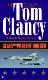 Clear and Present Danger. Der Schattenkrieg, englische Ausgabe