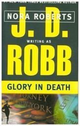 Glory in Death. Tödliche Küsse, englische Ausgabe