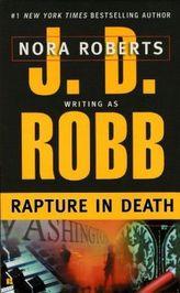 Rapture in Death. Bis in den Tod, englische Ausgabe