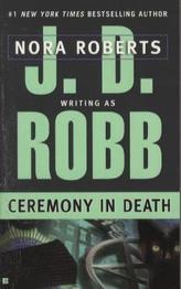 Ceremony in Death. Der Kuss des Killers, englische Ausgabe