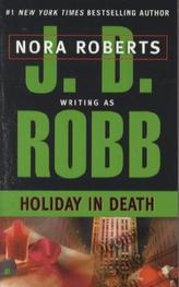 Holiday in Death. Liebesnacht mit einem Mörder, englische Ausgabe