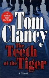 The Teeth of the Tiger. Im Auge des Tigers, englische Ausgabe