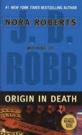 Origin In Death. Stich ins Herz, englische Ausgabe