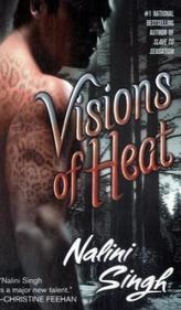 Visions of Heat. Jäger der Nacht, englische Ausgabe