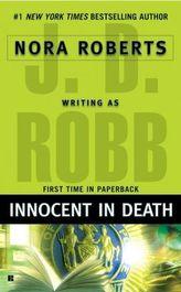 Innocent In Death. Sanft kommt der Tod, englische Ausgabe