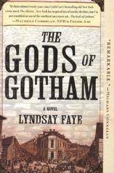 The Gods of Gotham. Der Teufel von New York, englische Ausgabe