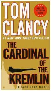 The Cardinal of the Kremlin. Der Kardinal im Kreml, englische Ausgabe