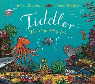 Tiddler. Flunkerfisch, englische Ausgabe - Julia Donaldson