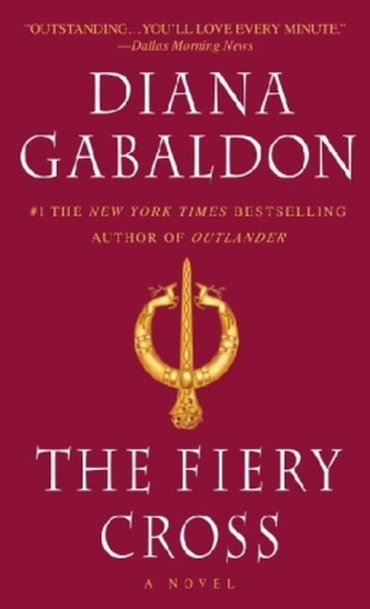 The Fiery Cross. Das flammende Kreuz, englische Ausgabe - Gabaldon, Diana