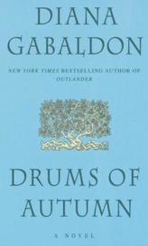 Drums of Autumn. Der Ruf der Trommel, englische Ausgabe