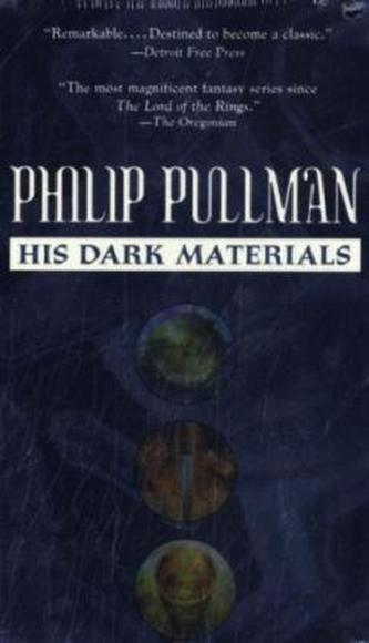 His Dark Materials, 3 Vols.. Der Goldene Kompass, englische Ausgabe - Pullman, Philip