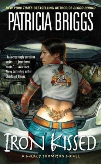 Iron Kissed. Spur der Nacht, englische Ausgabe - Patricia Briggs