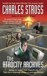 The Atrocity Archives. Dämonentor, englische Ausgabe