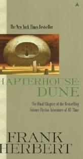 Chapterhouse: Dune. Die Ordensburg des Wüstenplaneten, englische Ausgabe