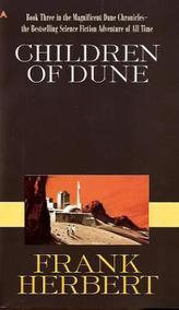 Children of Dune. Die Kinder des Wüstenplaneten, englische Ausgabe