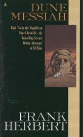 Dune Messiah. Der Herr des Wüstenplaneten, englische Ausgabe